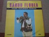 Sandu florea trompeta tresors folkloriques roumains muzica folclor disc vinyl lp, VINIL, electrecord