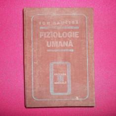 Fiziologie Umana Ion Haulica-1989