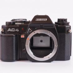 Aparat foto film Revue AC 4, body, montura Pentax K, perfect functional - Aparate Foto cu Film