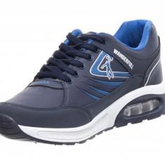 Pantofi Sport Tip Jordan Blue - Adidasi barbati, Albastru
