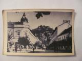 "CA - Ilustrata DEVA ""Strada Karl Marx"" necirculata RPR, Printata"