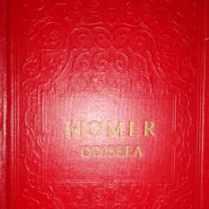 Odiseea traducere G.Murnu /cartonata/an 1956/486pag- Homer - Carte mitologie