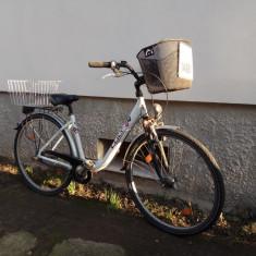 Vand bicicleta de dama cult roti de 28' - Bicicleta Dama, 20 inch, Numar viteze: 7