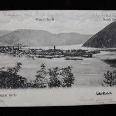 ADA KALEH - 1905 - ROMAN HATAR - MAGYAR HATAR - SZERB HATAR - CLASICA - RARA