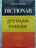 Dictionar German-roman 90.000 De Termeni - Octavian Nicolae ,411931