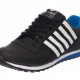 Adidasi Barbati Sprint Negru - Albastru