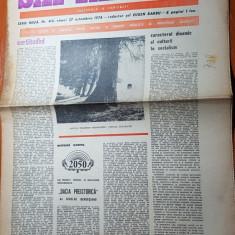 Ziarul saptamana 27 octombrie 1978-articolul