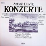 DVORAK - Konzerte fur Violine, Klavier, Violloncello (3 discuri vinil)