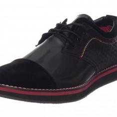 Pantofi Casual Barbati Ermes Negri