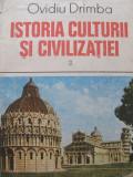 Istoria culturii si civilizatiei (vol. 3) - Ovidiu Dramba