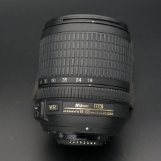 Obiectiv Nikon Nikkor 18-105mm 3.5-5.6 G ED VR - Obiectiv DSLR Nikon, All around, Autofocus, Nikon FX/DX, Stabilizare de imagine