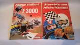 2 carti benzi desenate franceza, jean Graton, Michael Vaillant F3000 si Warson..