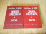PANAIT SIRBU--CHIRURGIA GINECOLOGICA - 2 VOL. - 1981