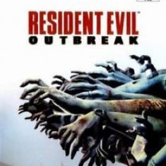Resident Evil Outbreak - PS2 [Second hand] - Jocuri PS2, Actiune, 16+, Single player