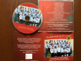 Corul centrului casa debora cantati toti de bucurie cd disc muzica cor sarbatori