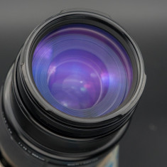 Obiectiv autofocus Sigma 75-300mm f4.5-5.6 Nikon - Obiectiv DSLR Sigma, Tele, Nikon FX/DX