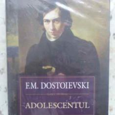 Adolescentul - F.m. Dostoievski, 411910 - Roman