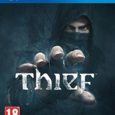 THIEF - PS4 PlayStation 4 [Second hand] - Jocuri PS4, Actiune, 18+, Single player