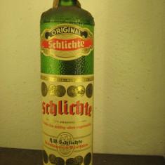 Lot 45 lichior - schlichte, cl 75 gr 38 ani 1950/60