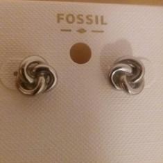 Cercei Fossil otel inoxidabil - Cercei inox