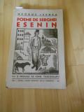 GEORGE LESNEA--POEME DE SERGHEI ESENIN - 1943