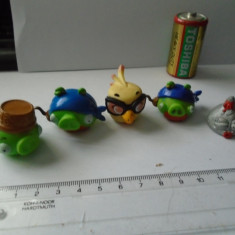 bnk jc Angry birds - lot 5 bucati