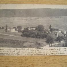 CAB9 - FRANTA - 1904, Circulata, Fotografie