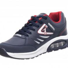 Pantofi Sport Tip Jordan Blue-White - Adidasi barbati, Albastru