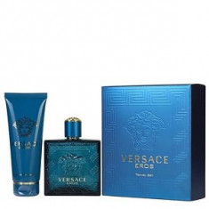 Versace Eros Set 100+100 pentru barbati - Set parfum