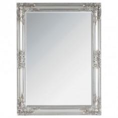 Oglinda pentru perete rasina Silver 62x82cm - Oglinda hol