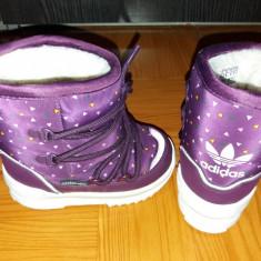 Ghete fetita 1-2 ani - Ghete copii Adidas, Marime: 23, Culoare: Mov