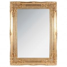 Oglinda din rasina Antique Gold 84 x6 x114 cm - Oglinda hol