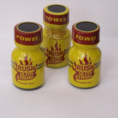 RUSH Ultra Strong Poppers / Aroma de camera, nou/sigilat