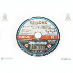 Panza - Disc Flex Lugadisc aut180x1,6x22,2 metal+inox