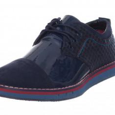 Pantofi Casual Barbati Ermes Albastri