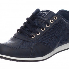 Pantofi Casual Barbati Albertino Albastri