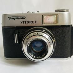 Aparat foto Voigtlander Vitoret Color Lanthar f2.8/50mm pe film - Aparate Foto cu Film
