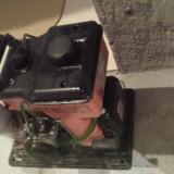 Pompa pe benzina pentru hazna