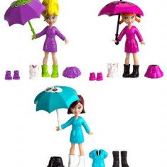 Jucarie Polly Pocket Playset Rainy Day Mattel