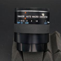 Convertor foto macro 1:1 Panagor montura C/Y, stare excelenta - Teleconvertor Obiectiv Foto Sony