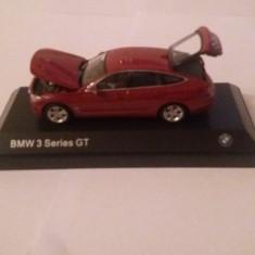 Macheta bmw seria 3 gt (f34) 2013 - Iscale, 1/43, dealer edition. - Macheta auto