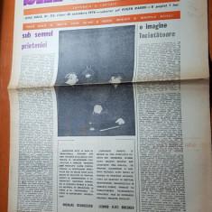 Ziarul saptamana 19 noiembrie 1976-70 ani dela nasterea pictorului corneliu baba