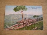 CAB9 - CARTE POSTALA FOARTE VECHE - ITALIA - TRIESTE - CIRCULATA ANII 1900, Fotografie, Franta