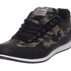 Pantofi Barbati Casual Basilio Verzi