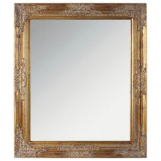 Oglinda rasina Antique Golden - Oglinda hol