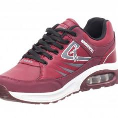 Pantofi Sport Tip Jordan Bordo - Adidasi barbati