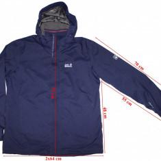 Jacheta cu polar Jack Wolfskin, Texapore O2+, Nanuk Dynamic, barbati, XL - Imbracaminte outdoor, Geci