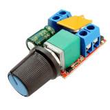 Controller motor ( 5A - 90W ) mini DC PWM control speed 3V-35V (CN34)