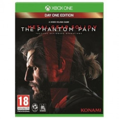 Metal Gear Solid V Phantom Pain - XBOX ONE [Second hand] - Jocuri Xbox One, Actiune, 16+, Single player