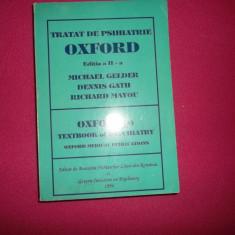 Tratat de psihiatrie/Oxford-Michael Gelder,Dennis Gath,Richard Mayou